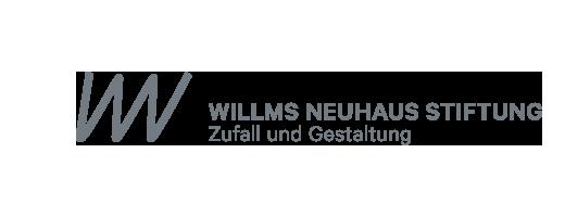 WILLMS NEUHAUS STIFTUNG – Zufall und Gestaltung